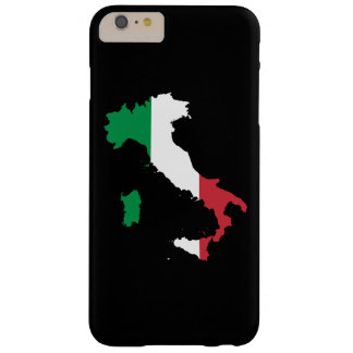 Italy in Flag Colors Barely There iPhone 6 Plus Case