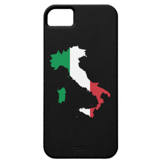 Italy in Flag Colors Case For The iPhone 5