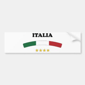 Italy / Italia Bumper Stickers