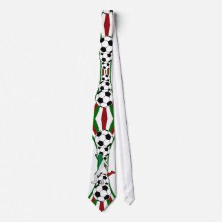 Italy . italia, calico football soccer tie