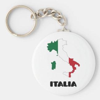 Italy / Italia Key Chain