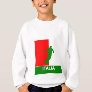Italy Italia Soccer 2010 Sweatshirt