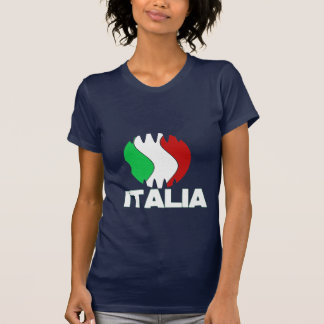 Italy Italia WC 2010 Ladies T-Shirt