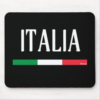 ITALY Italia WHITE Mouse Pad