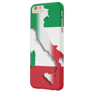 Italy Italian Flag Barely There iPhone 6 Plus Case