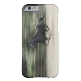 Italy, Latium, Maremma horse galloping (blurred Barely There iPhone 6 Case