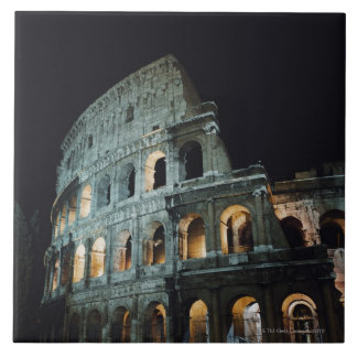 Italy,Lazio,Rome Large Square Tile