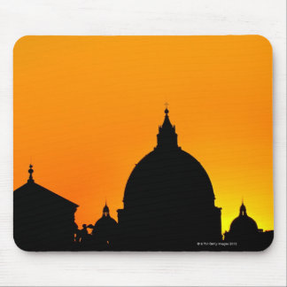 Italy, Lazio, Rome, St Peter's Cathedral Mouse Mat