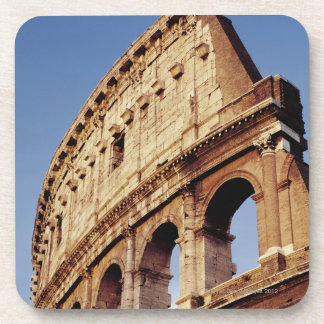 Italy,Lazio,Rome,The Colosseum at sunset Coaster
