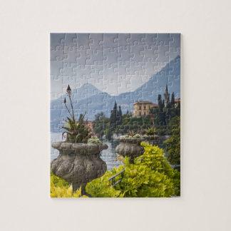 Italy, Lecco Province, Varenna. Villa Monastero, 2 Jigsaw Puzzle