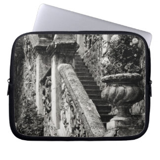 Italy, Lecco Province, Varenna. Villa Monastero, 3 Laptop Computer Sleeve