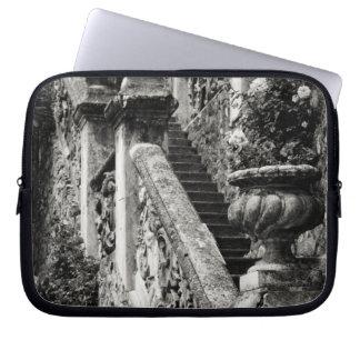 Italy, Lecco Province, Varenna. Villa Monastero, 3 Laptop Sleeve