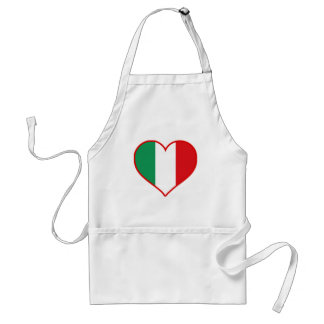 Italy Love Standard Apron