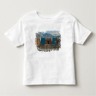 Italy, Malcesine, view from castle of Lake Toddler T-Shirt