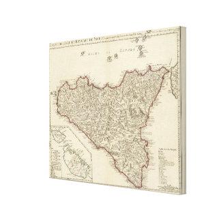 Italy, Malta Canvas Print