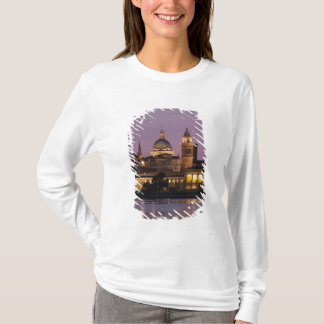 Italy, Mantua Province, Mantua. Town view and 2 T-Shirt