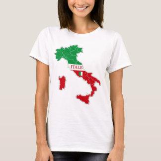 Italy Map Designer Shirt Apparel Sale; Man or Lady
