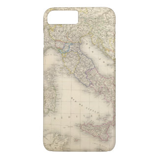 Italy Map iPhone 8 Plus/7 Plus Case