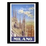 Italy Milan Assisi Napoli Verona San Remo Postcards