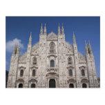 Italy, Milan Province, Milan. Milan Cathedral, 2 Post Card