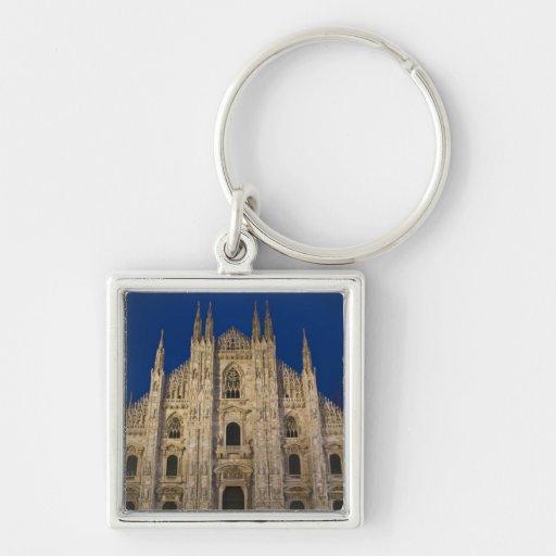 Italy, Milan Province, Milan. Milan Cathedral, Keychains