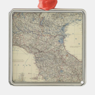 Italy N, central Christmas Ornament