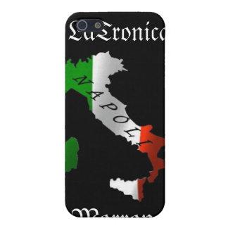 Italy Napoli (Naples) Heritage iPhone Case iPhone 5 Case