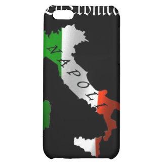 Italy Napoli (Naples) Heritage iPhone Case iPhone 5C Cover