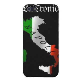 Italy Napoli (Naples) Heritage iPhone Case iPhone 5/5S Cases
