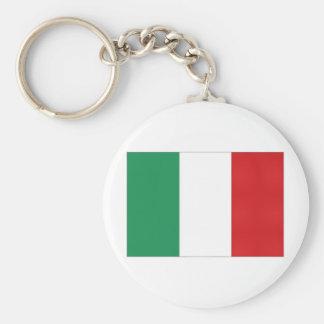 Italy National Flag Keychain