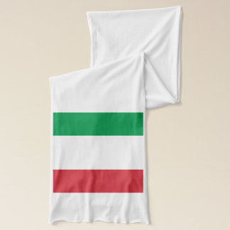 Italy National Flag Scarf