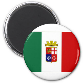 Italy Naval Ensign Magnets
