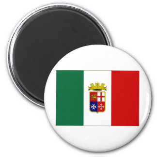 Italy Naval Ensign Refrigerator Magnets