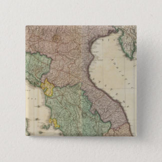 Italy North 2 15 Cm Square Badge
