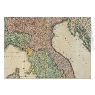 Italy North 2 Card