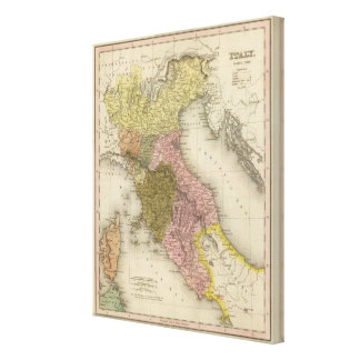Italy North Part 2 Canvas Print