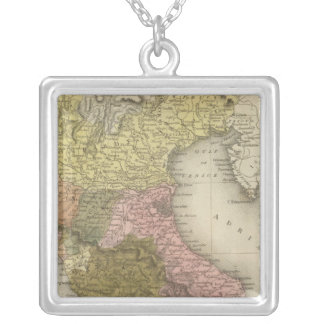Italy North Part 2 Silver Plated Necklace