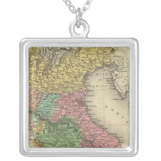 Italy North Part Silver Plated Necklace
