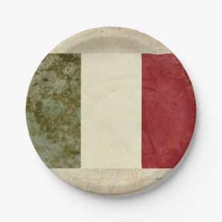 Italy Paper Plates