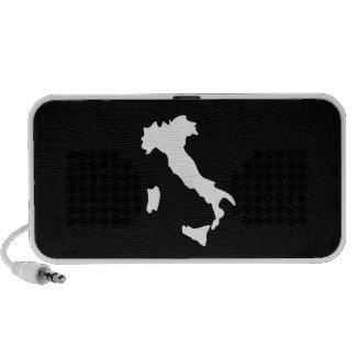 Italy Pictogram Doodle Speaker