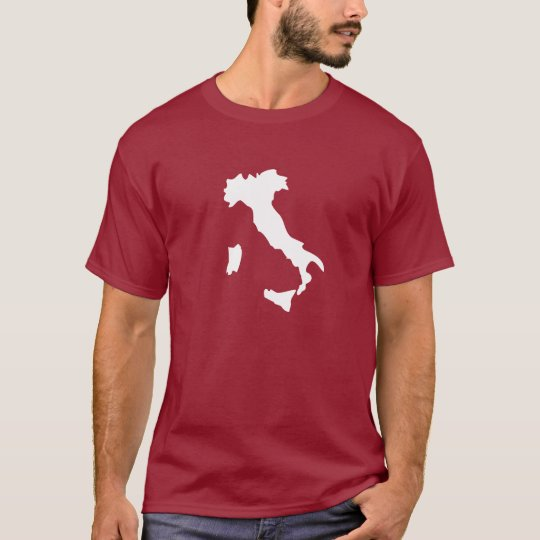 Italy Pictogram T-Shirt