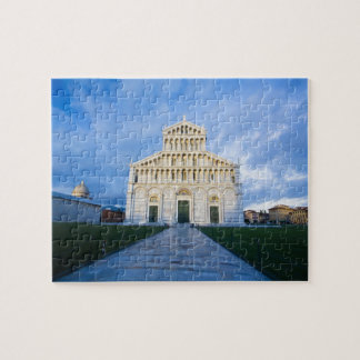 Italy, Pisa, Duomo and Field of miracles, Pisa, Puzzles
