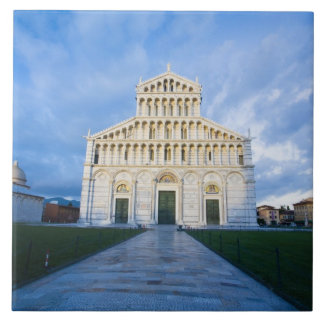 Italy, Pisa, Duomo and Field of miracles, Pisa, Tile