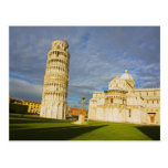 Italy, Pisa, Duomo and Leaning Tower, Pisa, 2