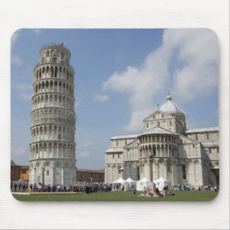 Italy, Pisa. Leaning Tower of Pisa and Mousepads