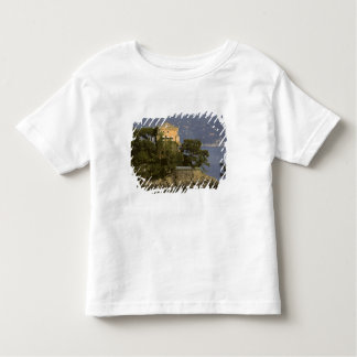 Italy, Portofino. Scenic life on the Toddler T-Shirt