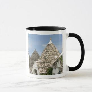 Italy, Puglia, Alberobello, Terra dei Trulli, Mug