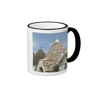 Italy, Puglia, Alberobello, Terra dei Trulli, Ringer Mug