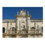 Italy, Puglia, Lecce, Piazza del Duomo, Palazzo Postcards