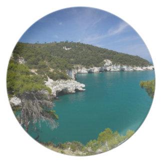 Italy, Puglia, Promontorio del Gargano, Testa Plate